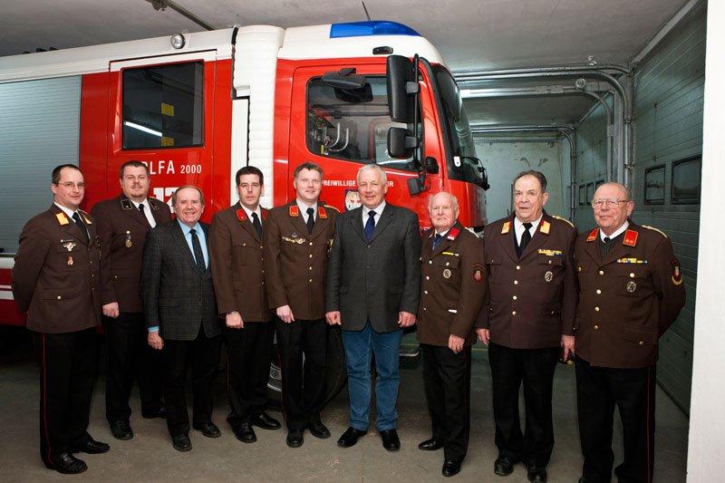 Wahl 2011 FF Kirchberg am Wagram