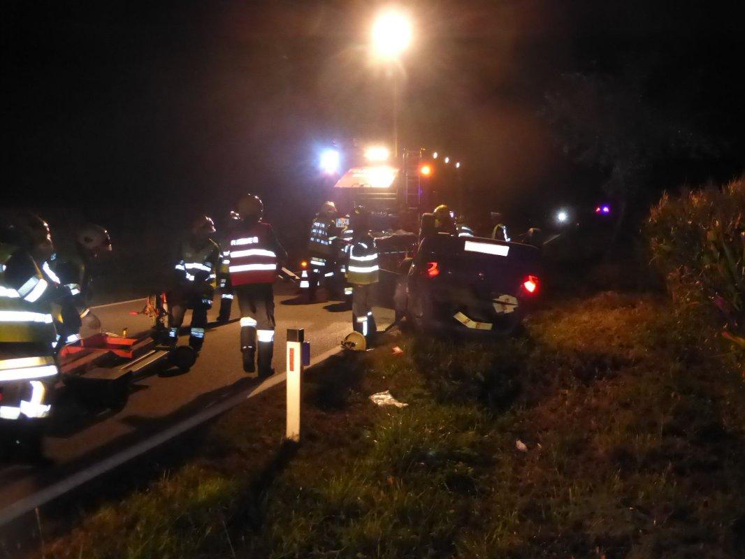 Verkehrsunfall L27