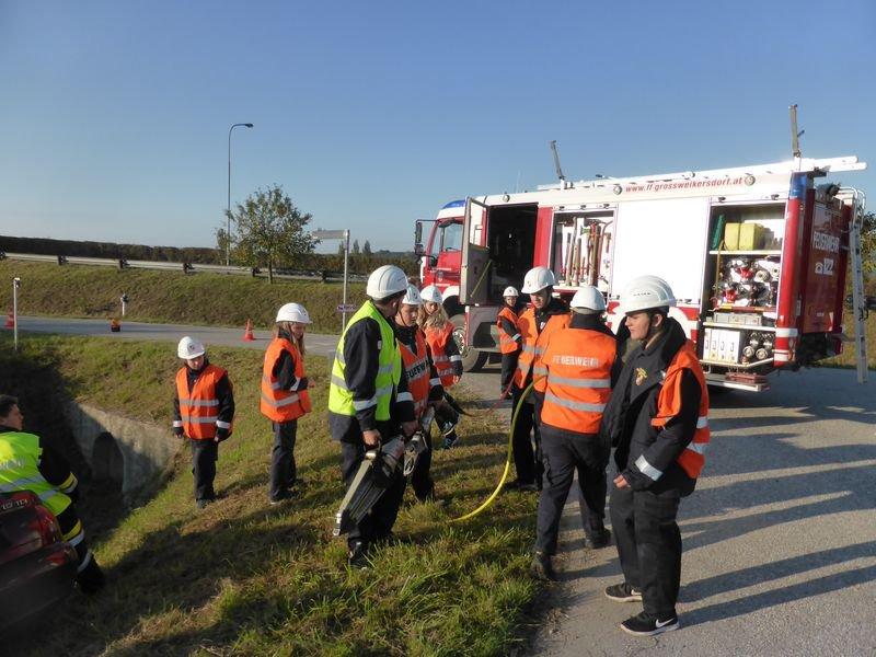 24-Stunden-Tag der Feuerwehrjugend Großweikersdorf